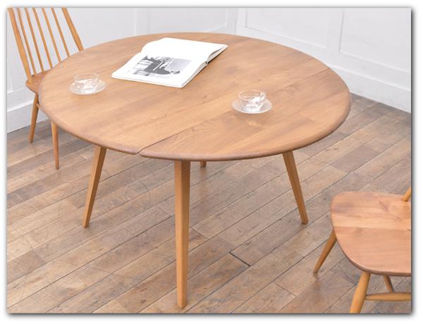ウィンザードロップリーフテーブル